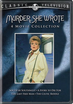 Murder, She Wrote: 4 Movie Collection [DVD]