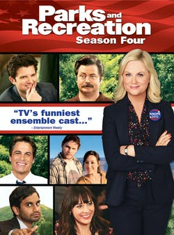 Parks and Recreation: Season Four [DVD]