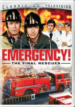 Emergency! The Final Rescues [DVD]