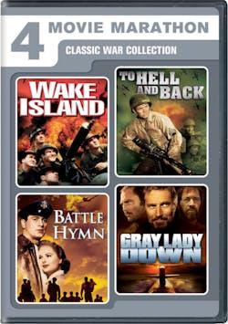 4 Movie Marathon: Classic War Collection [DVD]