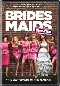 Bridesmaids (Unrated Edition) [DVD]
