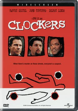 Clockers [DVD]