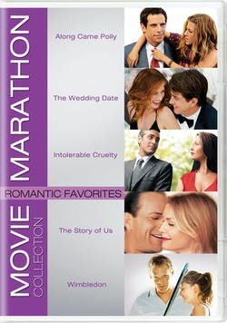Romantic Favorites Movie Marathon Collection [DVD]