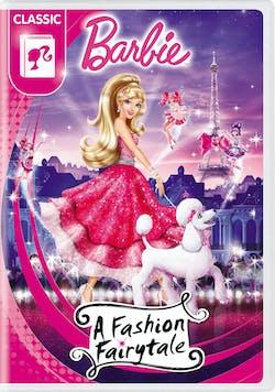 Barbie in a Fashion Fairytale [DVD]