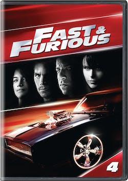 Fast & Furious (2009) [DVD]