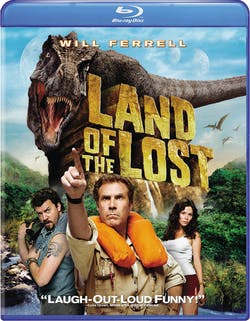 Land of the Lost [Blu-ray]