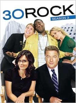 30 Rock: Season 3 [DVD]