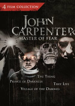 John Carpenter: Master of Fear Collection [DVD]