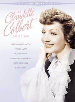 The Claudette Colbert Collection [DVD]