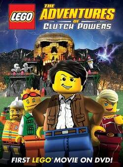 LEGO: The Adventures of Clutch Powers (2010) [DVD]