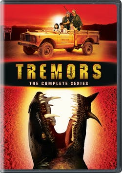 Tremors: The Complete Series [DVD]