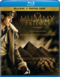 The Mummy/The Mummy Returns/The Mummy: Tomb of the Dragon Emperor [Blu-ray]