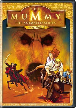 The Mummy: The Animated Series - Volume 3 [DVD]