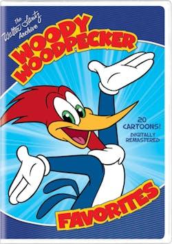 Woody Woodpecker Favorites (2009) [DVD]