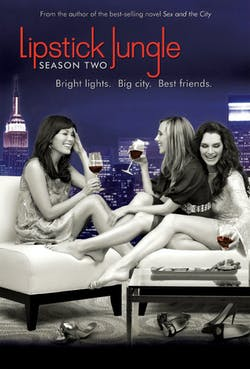 Lipstick Jungle: Season 2 [DVD]