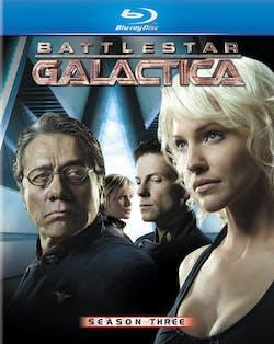 Battlestar Galactica: Season 3 [Blu-ray]