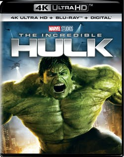 The Incredible Hulk (4K Ultra HD) [UHD]