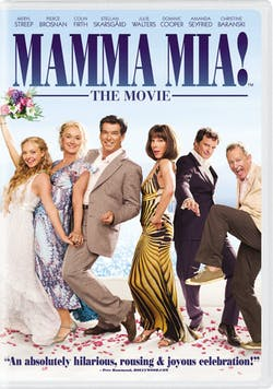 Mamma Mia! The Movie (Full Screen) [DVD]