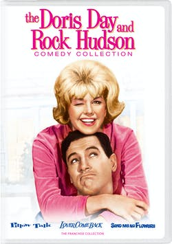 Doris Day and Rock Hudson Comedy Collection [DVD]