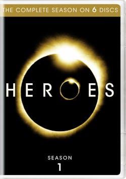 Heroes: Season 1 (2007) [DVD]