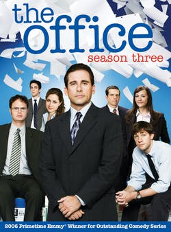 The Office - An American Workplace: Season 3 [DVD]