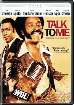 Talk to Me [DVD]