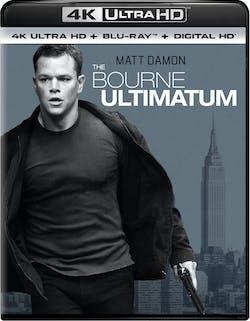 The Bourne Ultimatum (4K Ultra HD) [UHD]