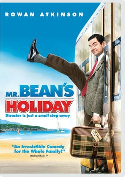 Mr Bean's Holiday [DVD]