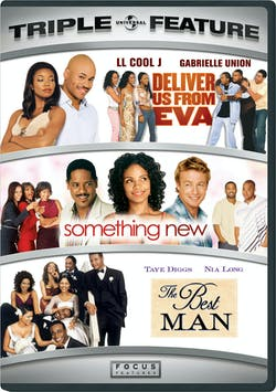 Deliver Us From Eva/Something New/The Best Man [DVD]