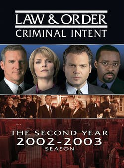 Law & Order - Criminal Intent: The Second Year [DVD]