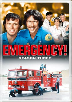 Emergency! Season Three [DVD]