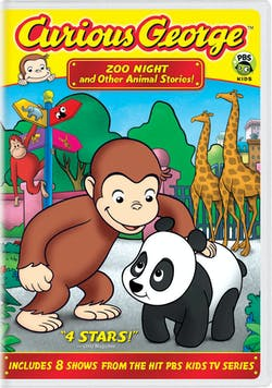 Curious George: Zoo Night and Other Animal Stories (2007) [DVD]