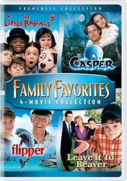 The little rascals/Casper/Flipper/Leave it to Beaver [DVD]