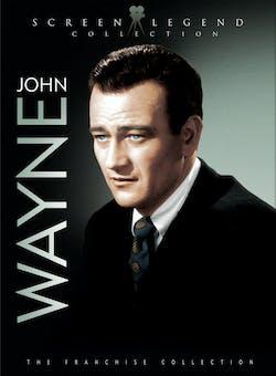 John Wayne: Screen Legend Collection [DVD]