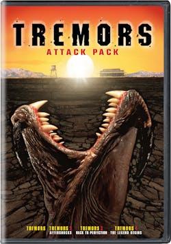 Tremors: 1-4 [DVD]
