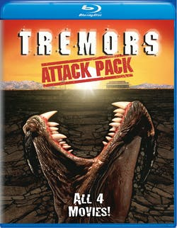 Tremors: 1-4 [Blu-ray]