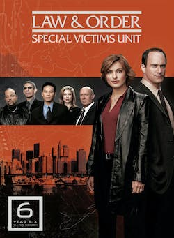 Law and Order - Special Victims Unit: Season 6 [DVD]