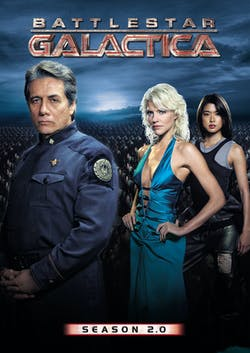 Battlestar Galactica: Season 2.0 [DVD]
