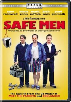 Safe Men (Collector's Edition) [DVD]