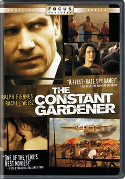 The Constant Gardener [DVD]