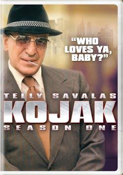 Kojak: Season 1 [DVD]