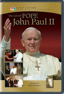 NBC News Presents: The Life of Pope John Paul II [DVD]