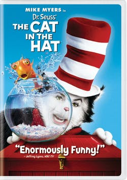 Dr. Seuss' The Cat in the Hat (Widescreen) [DVD]