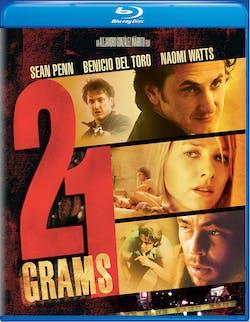 21 Grams [Blu-ray]