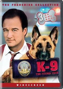 K-9/K-9 II/K-9 PI (2004) (Widescreen) [DVD]