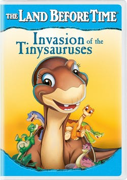 The Land Before Time 11 - Invasion of the Tiny Sauruses [DVD]