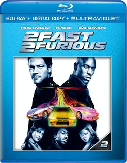 2 Fast 2 Furious (Ultraviolet) [Blu-ray]