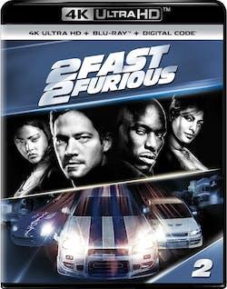 2 Fast 2 Furious (4K Ultra HD) [UHD]