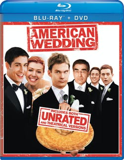 American Pie: The Wedding (Unrated + DVD) [Blu-ray]