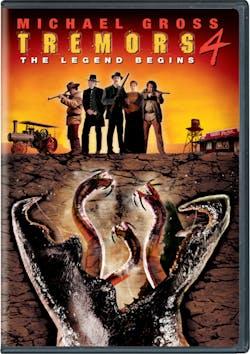 Tremors 4 - The Legend Begins [DVD]